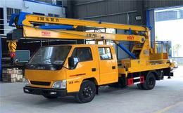 18米-28米高空作业车图片配置参数亚博国际版价格
