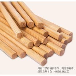 筷子批发 碳化楠竹印花工艺筷子