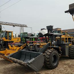 铲重2吨的矿用小铲车石头矿巷道专用铲车巷道装载机