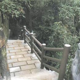 山路景观仿木 护栏缩略图