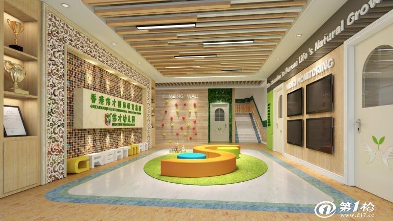 装饰装修材料 地面装饰材料 其他地板 正蓝塑胶地板 幼儿园防滑地板