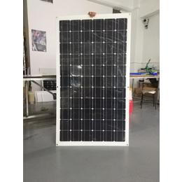 进口电池片太阳能充电板200W折叠包户外便携太阳电池板