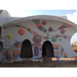 艺术陶瓷壁画定制厂家,申达陶瓷厂(在线咨询),厂家