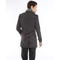 呢子大衣的质量好坏如何分辨?