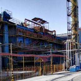 新建硫化碱转炉烟气余热锅炉