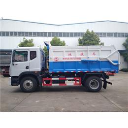 厂家直销容积10立方15立方污泥运输车