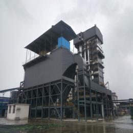 节能环保型循环流化床锅炉及除尘脱硫装置