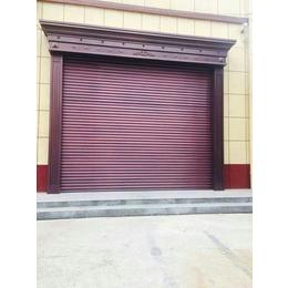天津河西区卷帘门厂家安装电动卷帘门