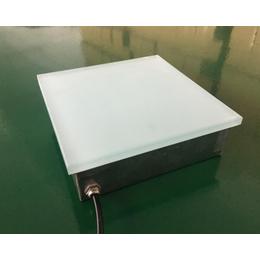 供应厂家批发新款特卖LED广场地砖灯无缝拼接弧形可定制
