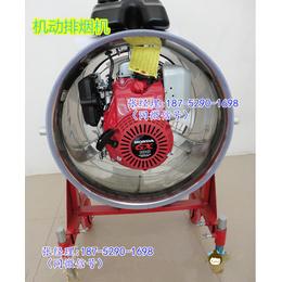 PYJ41-12 消防机动排烟机 移动式排烟机