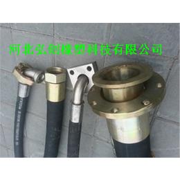 河北厂家直销高压胶管 钢丝缠绕胶管厂家 安装灵活加工耐磨胶管