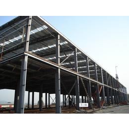 天津南开区安装彩钢房 大型钢结构制作安装