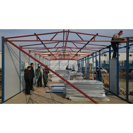 天津河西区安装彩钢房 大型钢结构制作安装