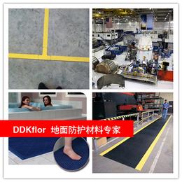 东莞工业地板耐重压 过叉车重型地板胶 重载工业地板