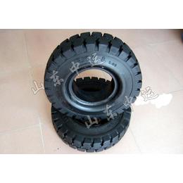 兰溪市充气实心工程轮胎厂家直销