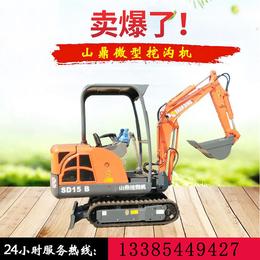 果园专用小挖机品牌 小挖机价格