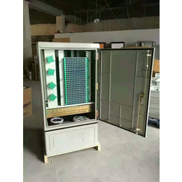 SMC材质室外落地式360芯光缆交接箱