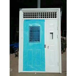 天津西青区防盗门厂家安装办公室防盗门