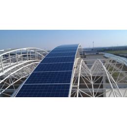马鞍山太阳能光伏发电屋顶装光伏板