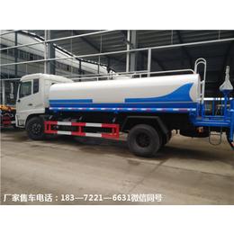 蒸汽加热12吨20吨热水保温运输车_配合电厂加热专用车