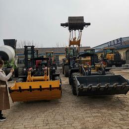 各种金属矿用小铲车陕西中首重工矿山用装载机巷道装载机