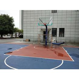 埋地式篮球架生产厂家