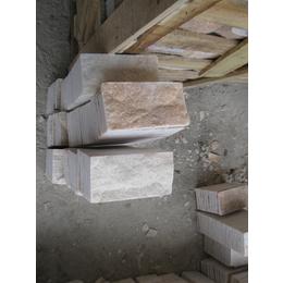 仿古墙砖 外墙文化砖施工方案 搭配出效果后再按排列次序铺贴