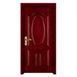 SL-1091红胡桃实木烤漆门