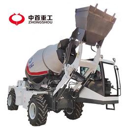 建筑修路用混凝土水泥搅拌车搅拌运输罐车一体机