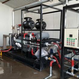 湖北养殖场用300kw千瓦CHP三联供燃气发电机组 环保节能