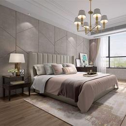 简约现代电视背景墙软包欧式几何客厅 奢华装饰卧室床头立体墙贴