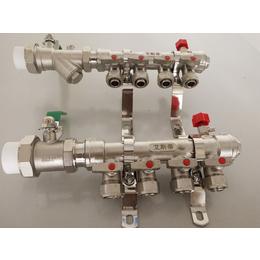 供应厂家直销地暖分水器地热分水器穿家装分水器艾斯蒂