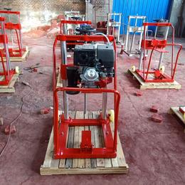 贵州重庆厂家混凝土取芯机供应 钻取一次性成孔 方便快捷