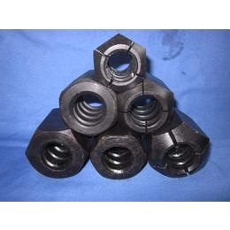 倚道精轧螺纹钢螺母25 平型螺母 ygm锚具厂家安全可靠