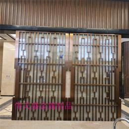 伟天盛不锈钢屏风简约不锈钢屏风花格家庭客厅不锈钢屏风隔断