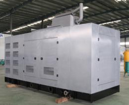 浙江550KW垃圾填埋气发电机组 并网输电燃气发电工程项目