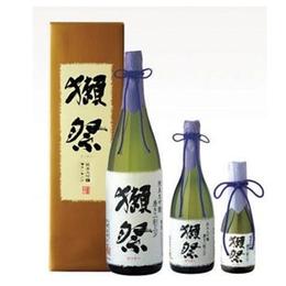 日本清酒獭祭二割三分 远心分离纯米大吟酿 瓶装缩略图