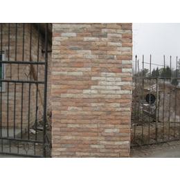 今年流行外墙砖 文化砖红色图片 有一种愈欣赏愈沉迷的持久美