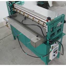 销售贝荣平安国际乐园裱纸上胶机  蜂窝纸板上胶机厂家