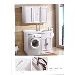 金橡木1200mm碳纤维洗衣柜缩略图
