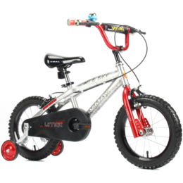 儿童自行车12-20寸女童车小孩宝宝单车3-10岁脚踏车