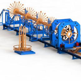 智能机器人数控钢筋笼滚焊机 产品力强 价格优会多 质量有保障