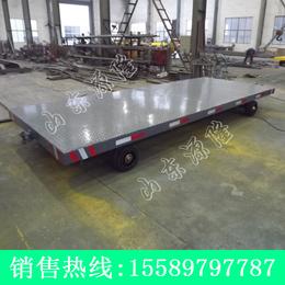 源隆定做各种8吨平板拖车 8吨厂区平板车 8吨万博manbetx官网登录底盘车