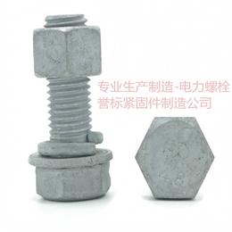 石标牌M6-M200 电力螺栓 热镀锌螺栓生产厂家 现货充足