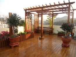 定制防腐木葡萄架庭院碳化木户外简易廊架爬藤架阳台木板凉亭花架
