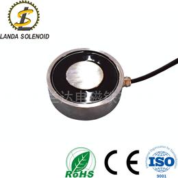 大型吸盘电磁铁 兰达吸盘式H16050 直流24V电源供电