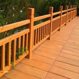 户外碳化防腐木栅栏篱笆室内实木围栏花园<em>草坪</em>护栏装饰木栅栏