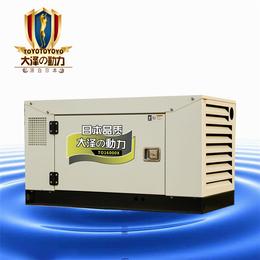 12千瓦便携式柴油发电机价格