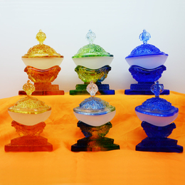 装藏琉璃佛具厂家直销 佛教用品批发 广州深圳琉璃工厂