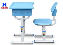 厂家直销塑钢学生课桌椅 培训班桌学习桌椅